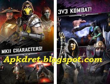 Mortal Kombat X 2 0 1 Mod apk | Android games | Mortal