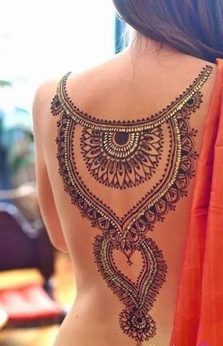 Full Body Mehndi Design In 2020 Samoan Tattoo Full Body Henna Trendy Tattoos