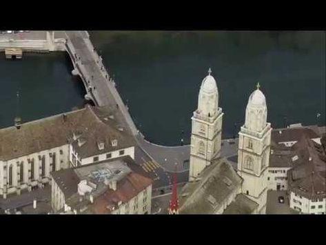 Mundo Visto de Cima: Suíça - Zurique, Basileia e Berna - YouTube