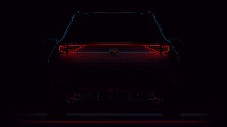 Cupra Formentor Vz5 Teased With Audi Inline Five Turbo Power In 2021 Audi Audi Rs Car Videos