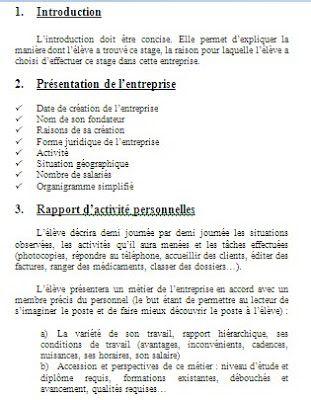 Introduction Rapport De Stage Comptabilite Rapport De Stage Comptabilite Rapport De Stage Bts Bts Comptabilite Gestion