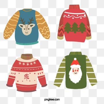 Christmas Sweater Creative Graphic Design Print Design Template Free Graphic Design