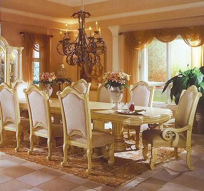 steps to maintain your dining room furniture