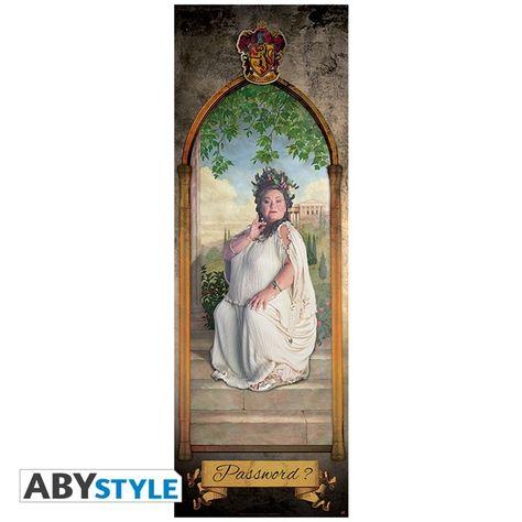 Harry Potter - The Fat Lady (53 x 158cm) Door Poster - shop4megastore.com