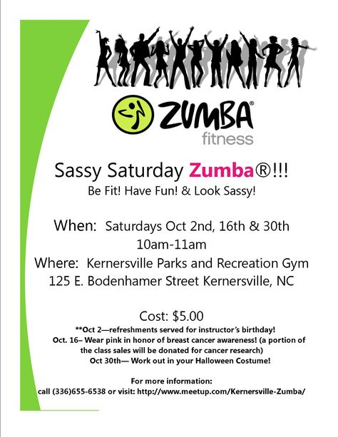 Join MovementSF for free Sunday Zumba Classes in the park. This is ...