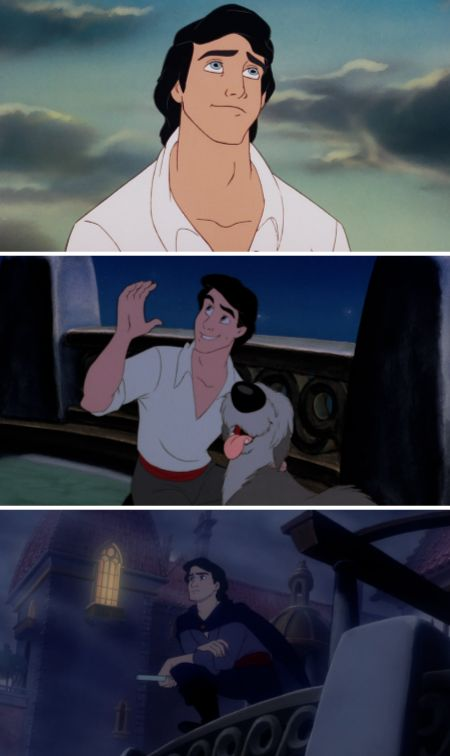 An In-Depth Analysis of Prince Eric's Gentle Soul