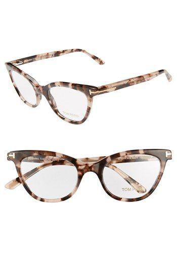 Kostenloser Versand Und Ruckversand Fur Tom Ford 49mm Cat Eye Optische Glaser Nur Online Mode Brillen Brille Stil Brillengestelle