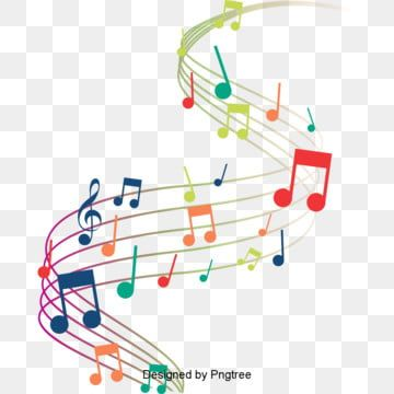 Beautiful Colorful Romantic Staff Music Symbol Floating Element Music Music Clipart Beautiful Colorful Png Transparent Clipart Image And Psd File For Free Do Music Clipart Music Symbols Staff Music