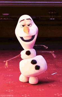 Olaf Frozen GIF - Olaf Frozen Chilling - Discover & Share GIFs