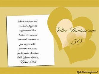 Auguri Anniversario Matrimonio 50 Anni.Risultato Immagine Per Auguri 50 Anni Matrimonio Nozze D Oro