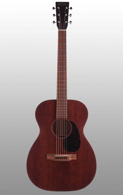 I play a Martin Guitar