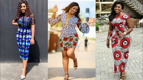 Latest 2019 African Fashion Dresses For Lovelies to Rock this Beautiful  Month Part 3