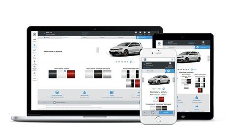 Der neue VW-Konfigurator im Pilotmarkt Spanien ist live - Blogomotive