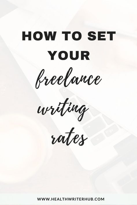 Freelance rates - science, art or guesswork? A guide to pricing your work.