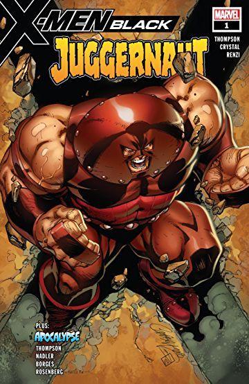 X Men Black Juggernaut 1 Juggernaut Marvel Marvel Villains Marvel Comics Art