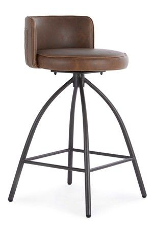 Ethan Bar Stool By Design Décor | Wooden bar stools, Bar