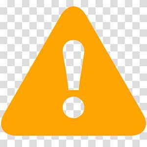 Warning Icon Error Computer Icons Orange Error Icon Transparent Background Png Clipart Instagram Logo Transparent Facebook Logo Transparent Library Icon