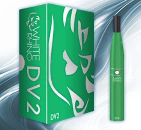 The White Rhino DV2 Vaporizer Pen is an extremely wise choice for inexperienced vapers but also offers some beneficial features for more advanced customers as well.  This advanced vaporizing device supplies customers with the versatility of using both waxy oils and dry herbs for maximum vaporizing pleasure.