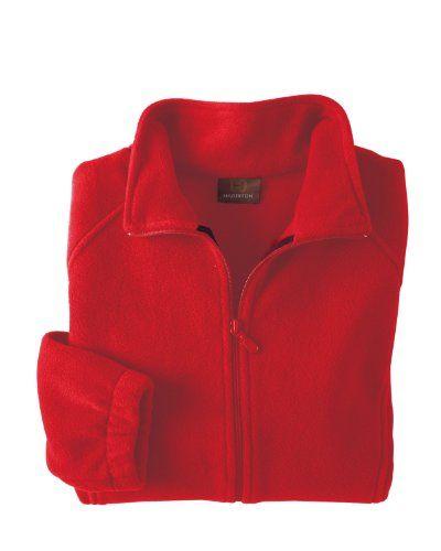 Harriton Women`s 8 oz Full-Zip Fleece Jacket M990W $13.87