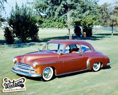 1949 50 Chevy Sedan With Spinner Caps Dream Cars Chevy Gm Car