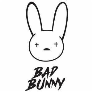Pin On Bad Bunny Dibujos