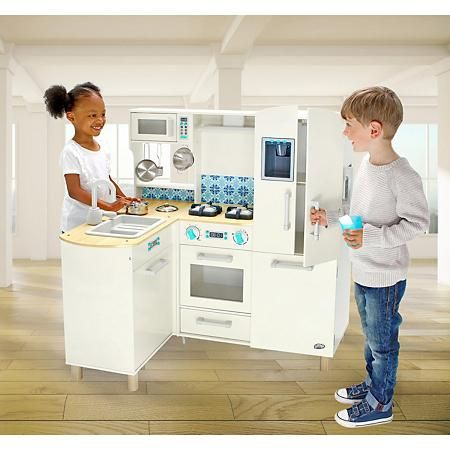 Kids Pretend Set of Washing Machine Frying Pan With Realistic Sound Function