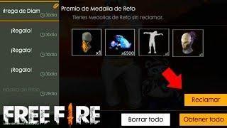 Reclama Estos Nuevos Regalos Para Free Fire Solo Por Hoy Nuevo