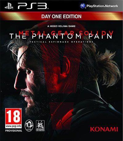 Metal Gear Solid V The Phantom Pain ps3 iso rom download | Gaming