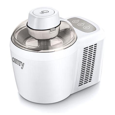 Maszynka Do Robienia Lodow Domowych Camry 90 W 8169465544 Oficjalne Archiwum Allegro Ice Cream Maker Machine Best Ice Cream Maker Ice Cream At Home