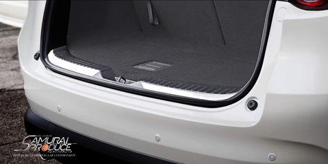 Cx 8 ラゲッジ スカッフプレートシルバー 2p マツダ Cx 8 Kg系 Mazda