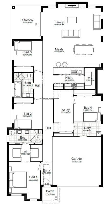Boston 25 Better Built Homes House Plans House Floor Plans Modern House