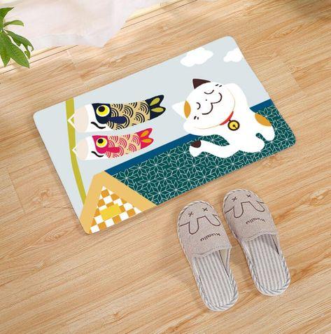 Cat Doormat Panosundaki Pin
