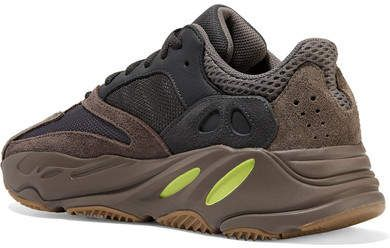 adidas Yeezy 700 Leather, Suede And