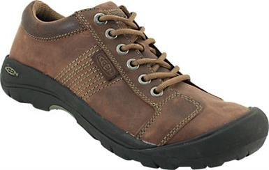 KEEN Austin Lace Up Casual Shoes - Mens