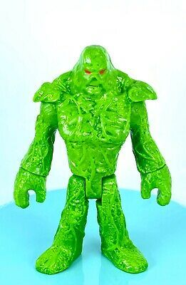 Details About Imaginext Dc Super Friends Swamp Thing Figure 050 In