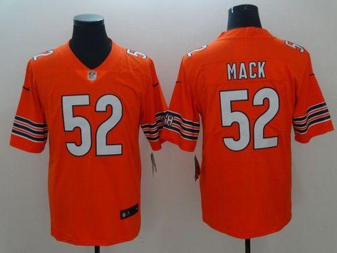 1dbed5765 Chicago Bears Khalil Mack orange jersey 3XL sz  fashion  clothing  shoes   accessories  mensclothing  othermensclothing (ebay link)