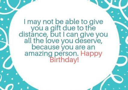 25 Ideas Birthday Quotes For Boyfriend Messages Long Distance