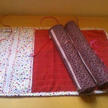 f2238b564 toalha necessaire porta higiene personalizada no Elo7