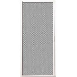 Andersen 36 In X 80 Luminaire White Retractable Screen