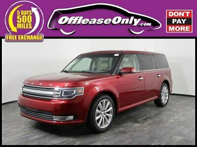 Ebay Advertisement 2016 Ford Flex Limited Off Lease Only 2016