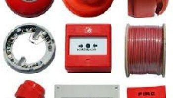 أنظمة الأمن والسلامة Fire Alarm Barware Create
