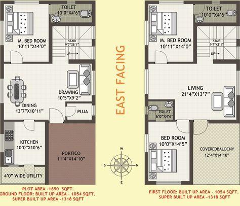 Duplex House Plans As Per Vastu Homeca House Plan As Per Indian