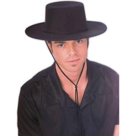 outlet store sale huge sale special section Forum Novelties Men's Costume Spanish Hat, Black, One Size ...