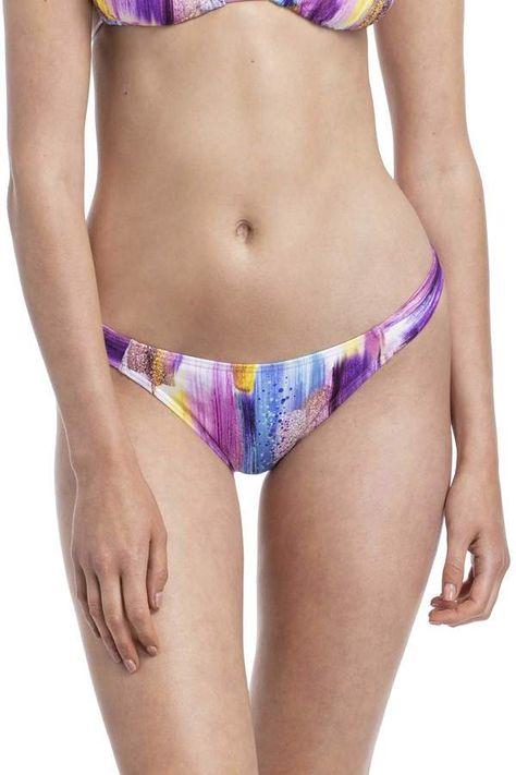 Yamma YAMMA Women's Swimwear Classic Bikini Bottom (Multi S) #Sponsored , #AFFILIATE, #Women#Swimwear#Yamma