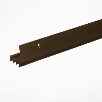 M D Building Products 1 3 4 In X 36 In Mill Vinyl Weatherstrip Door Bottom 68593 The Home Depot Door Weather Stripping Weather Stripping Metal Door