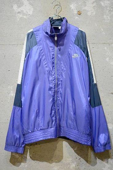 15206014eb5 NIKE INTERNATIONAL フルジップナイロンジャケット - 【ジャケット/メンズ古着通販】 柏の古着
