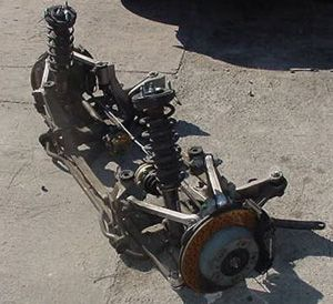 News videos more the best car and truck videos gm daewoo 2008 2000 daewoo nubira rear suspension assembly usedoem fandeluxe Image collections
