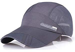 Baseball Cap Quick Dry Mesh Back Cooling Sun Hats Sports Caps For Golf Cycling Running Fishing Mesh Baseball Cap Running Hats Baseball Cap