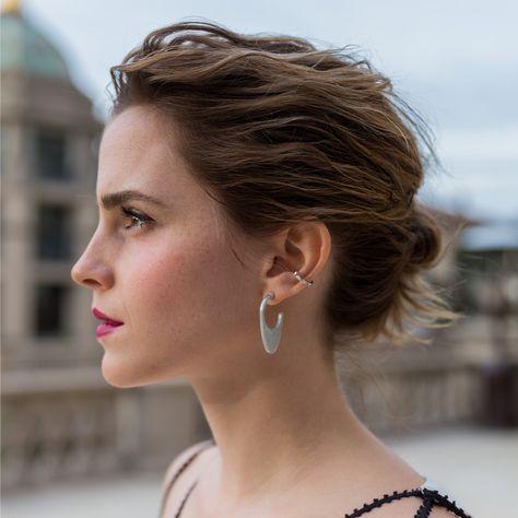 LAOS DOME EARRINGS WORN BY EMMA WATSON