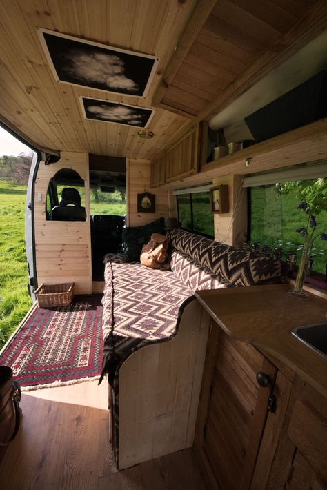 Ford Van Conversion Maybe This Is What They Meantin Cold Comfort